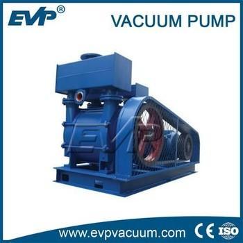 Buy cheap Pulley drive type liquid ring vacuum pump same to NASH ELMO vacuum pump from wholesalers