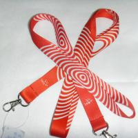 Buy cheap Plain Lanyards, Printed Patterned Lanyard,Lanyard Colors Key Holder Neck Straps or Holders Sports Lanyards from wholesalers