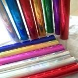 Buy cheap 12Micron Hot Stamp Metallic Transfer Foil For Opp Film / UV Inked Paper from wholesalers