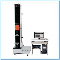 Buy cheap Silicone Sponge Universal Testing Machine / Foam Compressive Strength Test Equipment from wholesalers