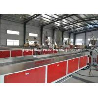 Buy cheap Wood Composition Wall Panel Production Line Environmental Protection from wholesalers