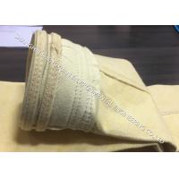Buy cheap DN 130 x 6000 mm Industrial Dust Filter Bags Widely Used In Dry GCP System product