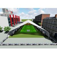 Buy cheap 10m Height Aluminum Sport Event Tents Mobile Stadium Temporary Structure from wholesalers
