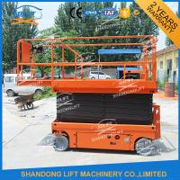 Buy cheap Hydraulic Mobile Self Propelled Elevating Work Platforms from wholesalers