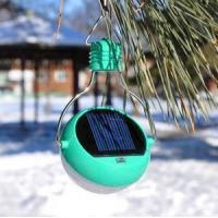 Buy cheap LED Plastic Solar Hanging Light from wholesalers