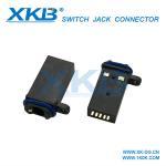 Buy cheap 3.5 headphone jack series waterproof headphone jack sink board headphone jack from wholesalers