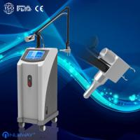 Buy cheap 2015 10600nm Fractional CO2 Laser Beauty Machine for Acni Scars Reduction Wrinkle Removal product
