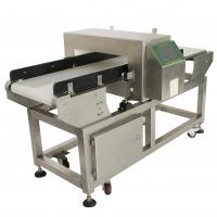 Buy cheap Self Frequency Adjustment Belt Conveyor Metal Detectors With Full Digital Touch Screen from wholesalers