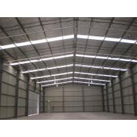 Buy cheap High Level Industrial Steel Buildings Contract And Subcontract With Galvanised from wholesalers