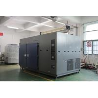 Buy cheap High Low TempThermal Shock Test Chamber 3 Zone Baked Painting Steel Exterior from wholesalers