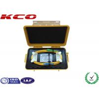 Buy cheap Fiber Optical OTDR Launch Cable Box Distance 2km With SC Connector from wholesalers