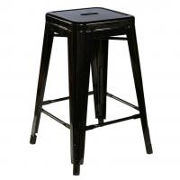 Buy cheap Replica Bistro Patio Metal Tolix Chairs H65CM / Tolix Marais Counter Stool from wholesalers