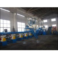 Buy cheap 500 Kg/H Capacity Waste Tyre Recycling Machine For Crumb Rubber / Tyre Crushin from wholesalers