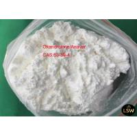 Buy cheap CAS 53-39-4 White Crystalline Powder Oral or Injectable Steroids Oxandrolone/Anavar for Muscle Growth  99% Purity from wholesalers