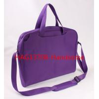 Buy cheap Purple color briefcase promotion shoulder bags-HAG13708 from wholesalers