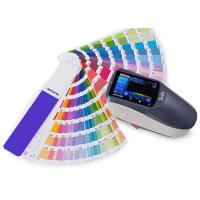 Special Aperture 3nh Spectrophotometer Measuring Colors For Curved Surfaces