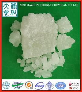 Buy cheap sulfato de aluminio del potasio del tratamiento de aguas, aluminio AIK (SO4) 2.12H2O, alum product