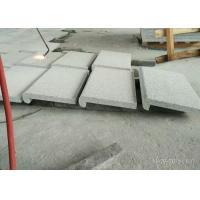 Buy cheap Grey White Granite coping stone paver stone paving stone for swimming pool from wholesalers