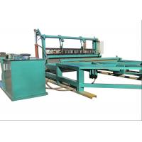 Buy cheap Multifunctional Crimped Wire Mesh Weaving Machine 0.4-1.6mm Wire Diameter from wholesalers