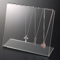 Buy cheap A3 A4 A5 Frosted Acrylic Jewelry Display Case Holder L Shape product