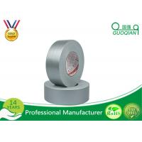 Buy cheap Silver Cloth Duct Tape Waterproof For Cargo Shipping Packing Environmental Protection from wholesalers