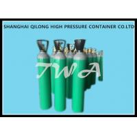 Buy cheap 13.4L Argon Gas Cylinder Tanks,ISO9809 Standard Seamless Steel Argon Cylinders from wholesalers