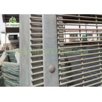 Buy cheap 2D Type Anti Climb Mesh Fence High Tensile Strength With Powder Coating Finished from wholesalers