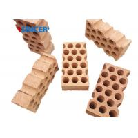 Buy cheap Corrosion Resistance High Alumina Refractory Bricks Industrial High Duty Firebrick from wholesalers