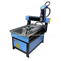 Buy cheap 600*900mm 4 Axis CNC Aluminum Copper Engraving Machine with Mach3 Control product