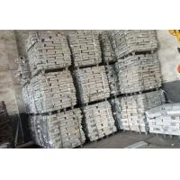 Buy cheap AZ91E magnesium alloy ingot for magnesium die casting raw material as per ASTM B94 standard from wholesalers