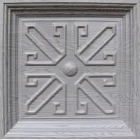 Buy cheap Customized PVC Wall Panels Outside Wall Decoration 3D Ceiling Stone Texture Wall Tiles from wholesalers