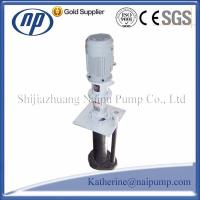 Buy cheap 65ZJLR single stage submerged mining slurry pump from wholesalers