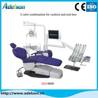 Buy cheap Hot sell high quality dental unit chair with top-mounted tool tray from wholesalers