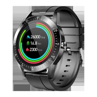 Buy cheap Smartwatch falsh 128Mb Blood Pressure Monitor Clock S11 Waterproof Sport Wristband from wholesalers
