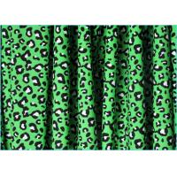 Buy cheap Cool Handfeel Blue Leopard Spandex Printed Spandex Fabric for Uniform and Sportswear from wholesalers
