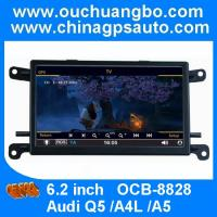 Buy cheap Autoradio gps bluetooth for Audi Q5 A4L A5 support iPod RDS Rear Camera OCB-8828 from wholesalers