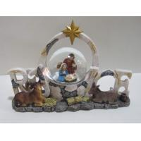 Buy cheap Attractive design Anti - frozen liquid Angel Water/Snow Globes musical Promotion Gifts from wholesalers