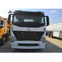 Buy cheap A7 6 * 4 Oil Delivery Truck 380 Horse Power Q345 Material With 20cbm Tank from wholesalers