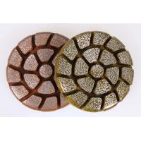 Buy cheap Abrasion Resistant Diamond Floor Pads from wholesalers