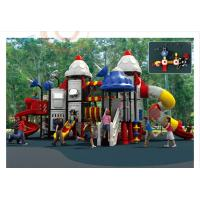 Buy cheap South Korea Import Food Grade Plastic LLDPE Anti-UV Outdoor Park Big Children Playground from wholesalers