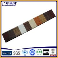 Buy cheap wooden painting aluminum extrusion cheap price of aluminium sliding window from wholesalers