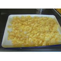 Buy cheap Delicious Canned Fruit , Fresh Canning Pineapple Tidbits / Chunks / Pieces from wholesalers