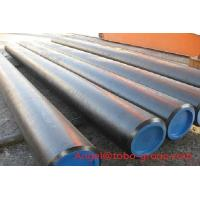 Buy cheap ASTM A105 A106 Gr.B API Seamless Carbon Steel Pipe 12 Inch 5S - XXS black oil pipe from wholesalers
