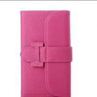 Buy cheap Best Quality Women Book Flip Leather Case With Belt For Iphone 6 (4.7) from wholesalers