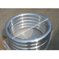 Buy cheap 500kV Shielding Electric Range Parts , 4.0mm Thickness High Voltage Insulator Ring from wholesalers