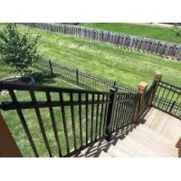 Buy cheap Hot Sale Black Aluminum Fence Panels,Pool Fence from wholesalers