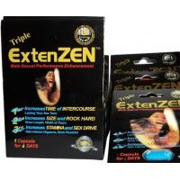 Buy cheap Triple Extenzen Strong Effect Sex Pills for Men from wholesalers