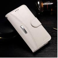 Buy cheap PU Leather Custom Leather Phone Cases , Meizu Flip Cover For Meizu MX Pro 6 from wholesalers