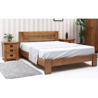 Buy cheap Complete Economic Dark Wood Bedroom Set , Solid Wood Contemporary Bedroom Furniture from wholesalers