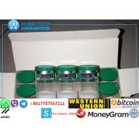 Buy cheap Skin Tanning 10mg/Vial Muscling Build Peptide Hormone  Bodybuilding Melanotan II (MT2) , Melanotan 2 from wholesalers